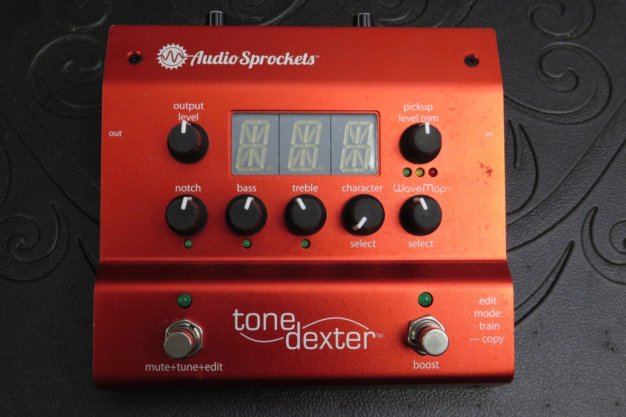 Audio Sprockets ToneDexter (Used)