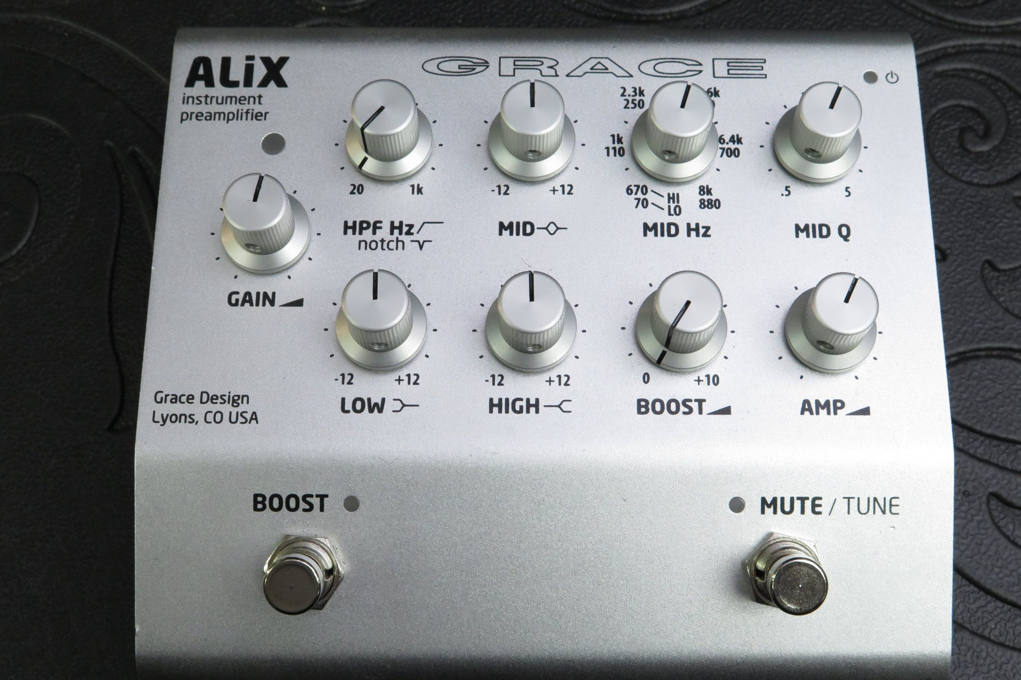 Grace Design ALiX Instrument Preamplifier (Used)