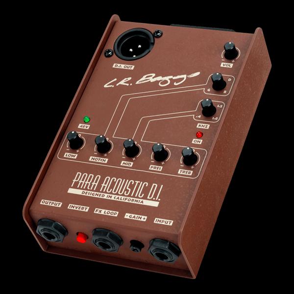 LR Baggs PARA DI 5 Band EQ/Direct box