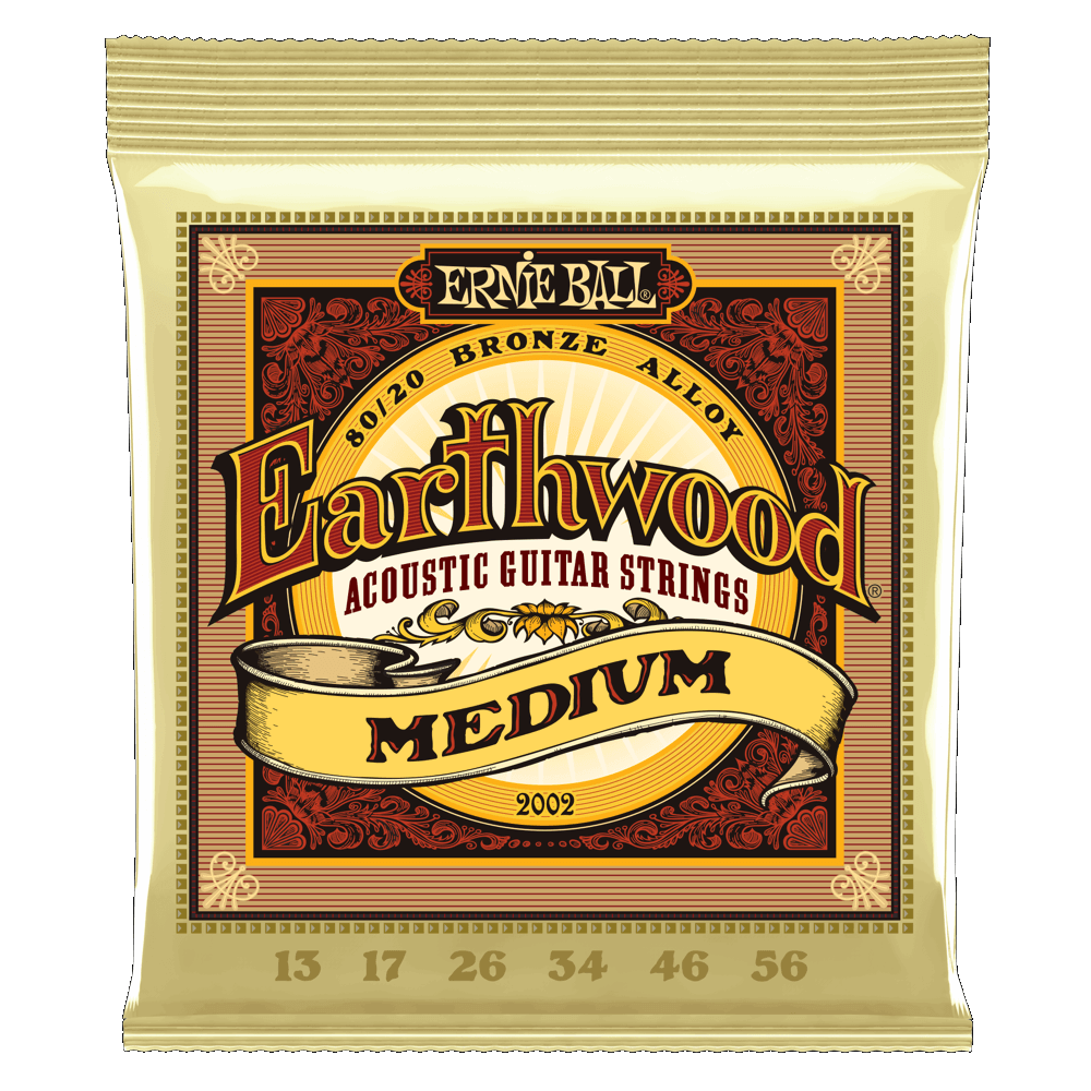 Ernie Ball Earthwood Bronze Alloy 13-56