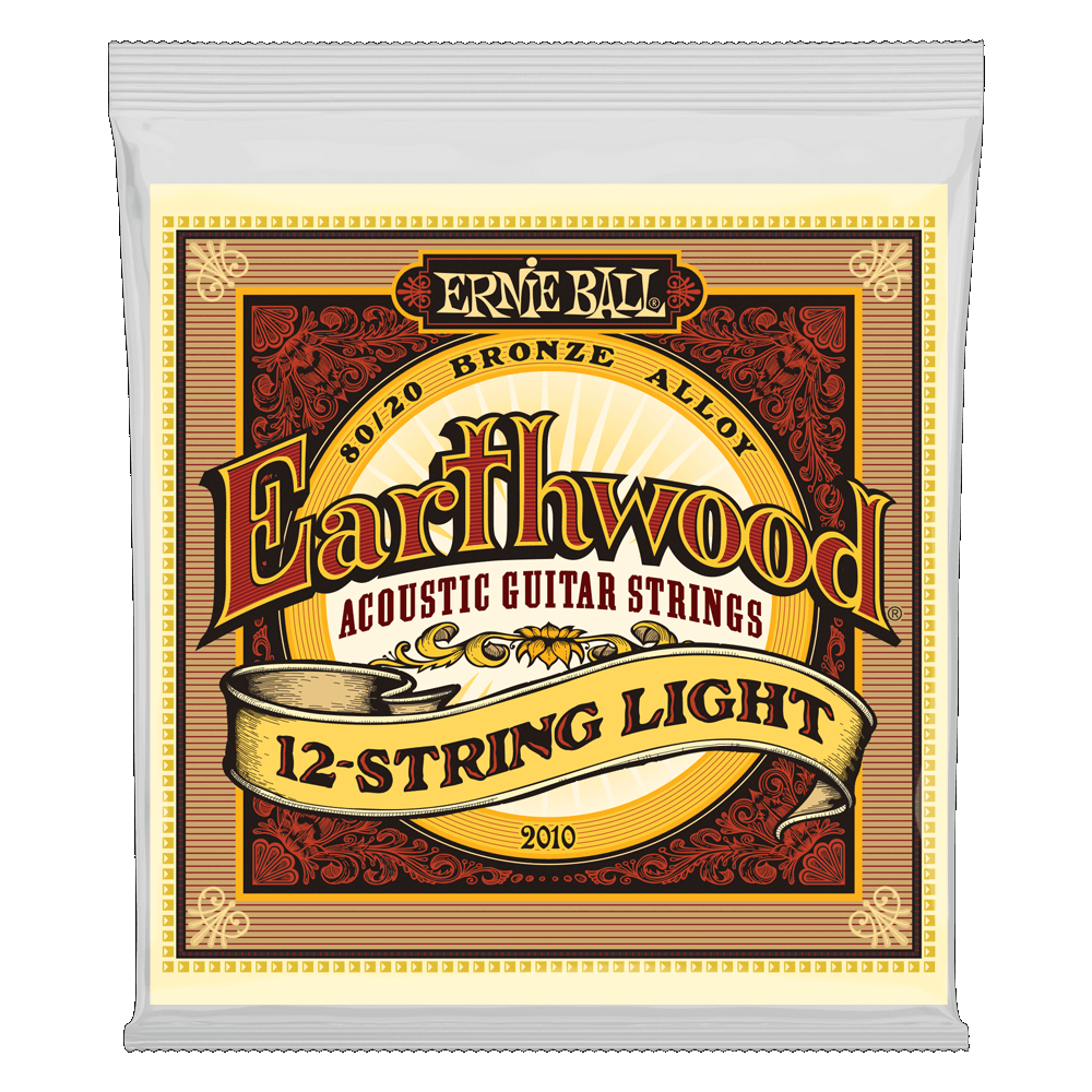 Ernie Ball Earthwood Bronze Alloy 12 String 9-46