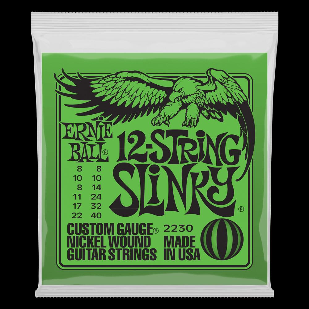Ernie Ball 12-String Slinky Set