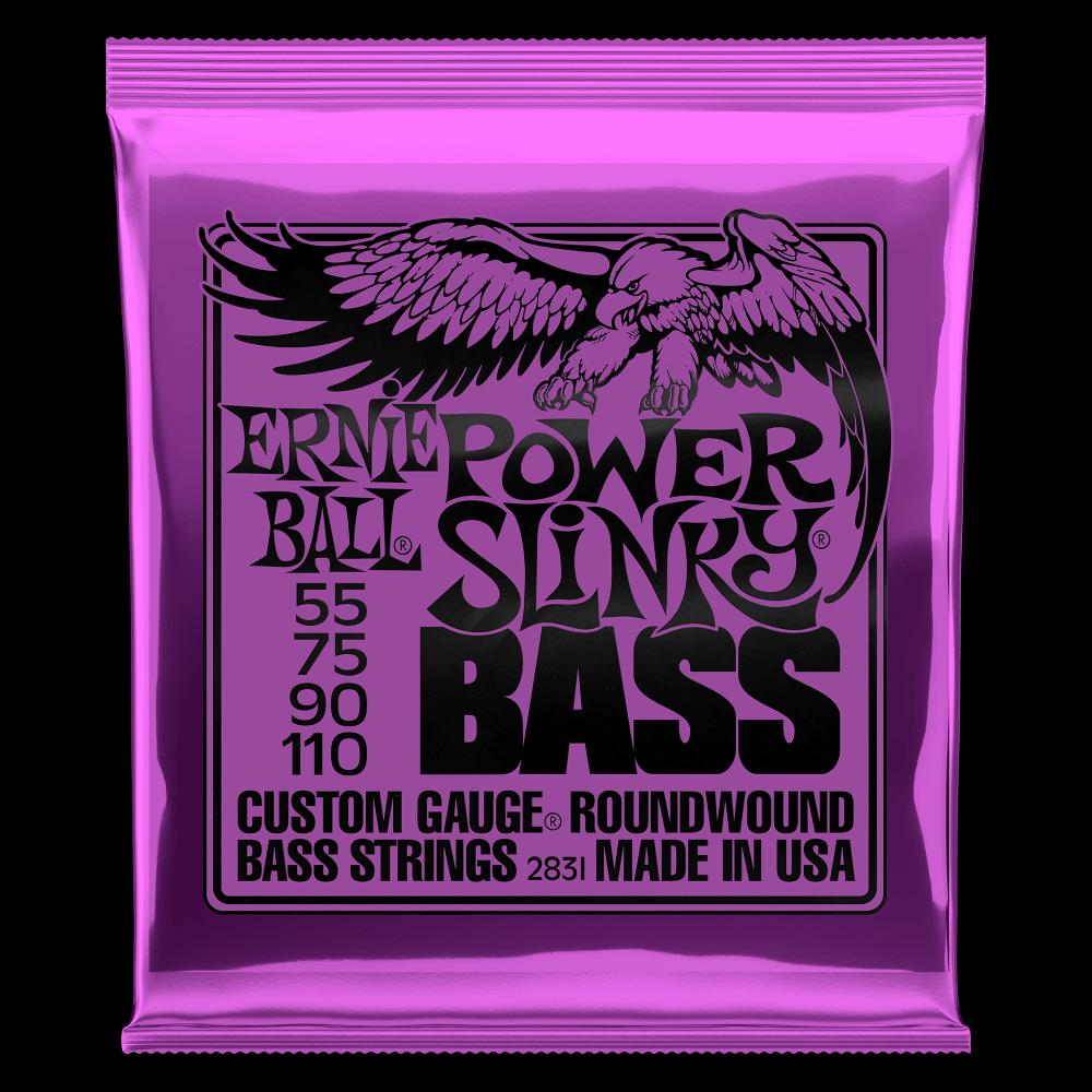 Ernie Ball Bass Power Slinky 55-110