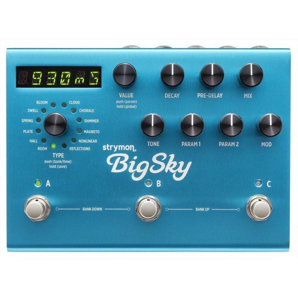 Strymon BigSky Reverberator