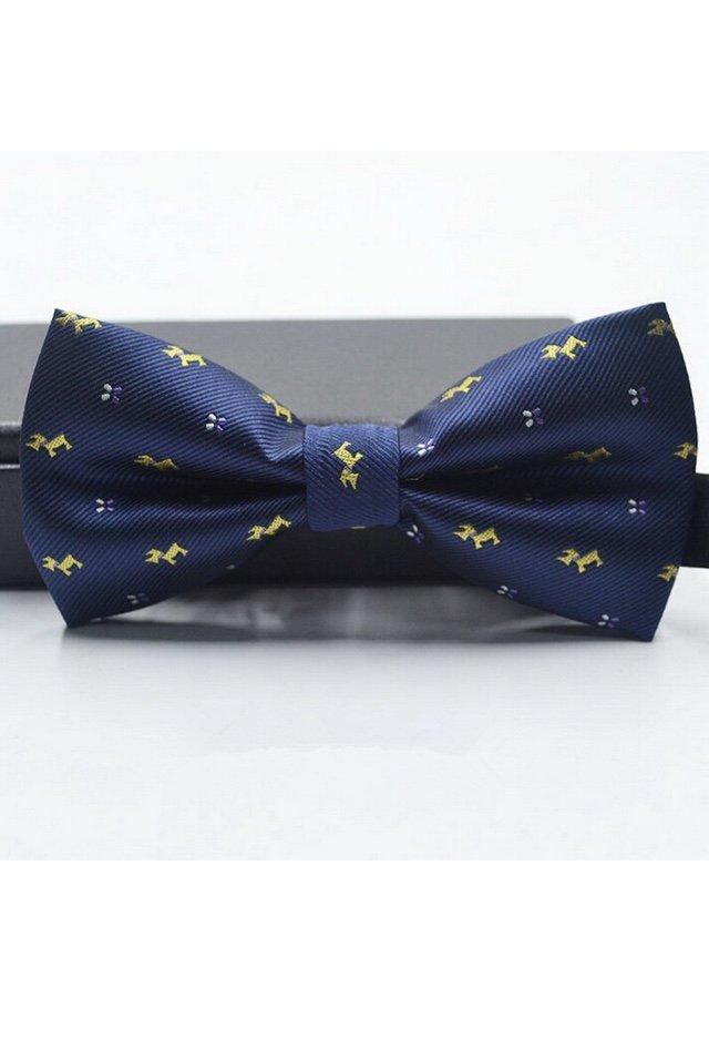 Scottie Bow Tie