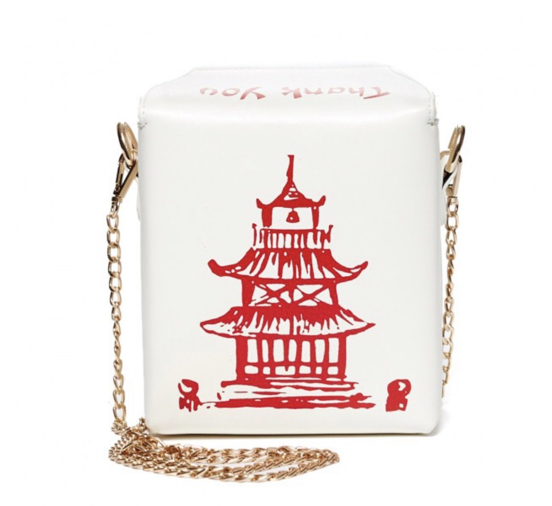 Chinese Take Out Purse