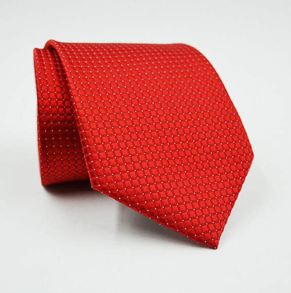 Presidential Red Tie