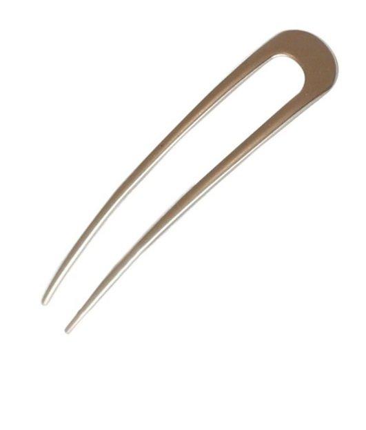 Silver U Hair Pin