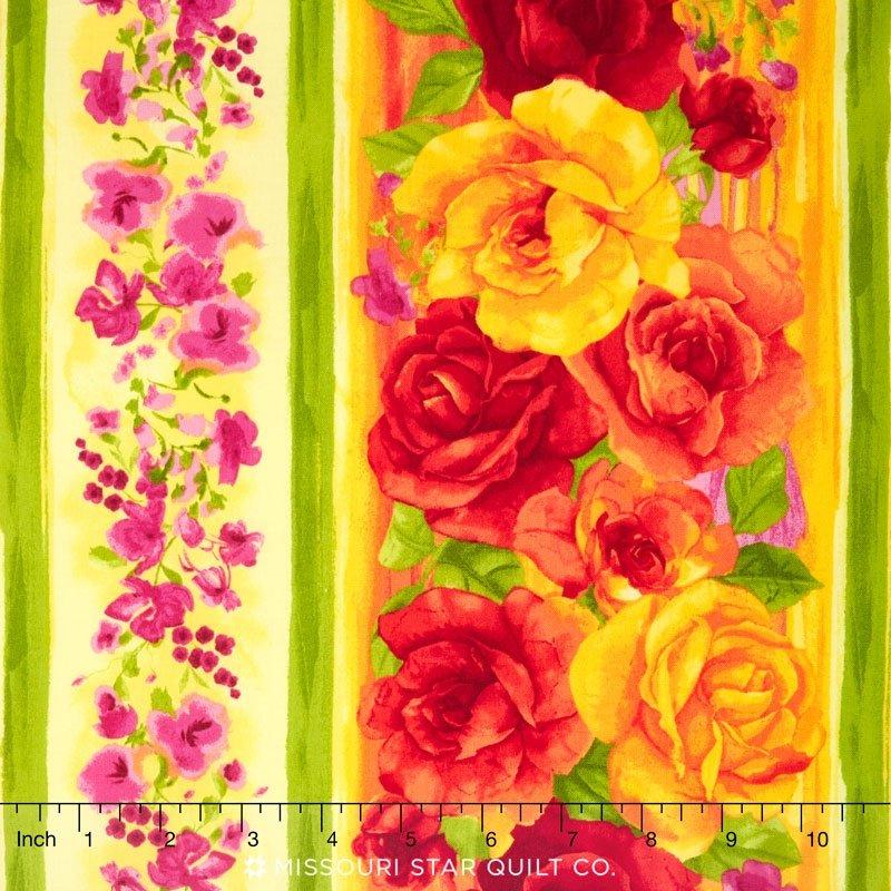 TT C4376 Rosa Stripe
