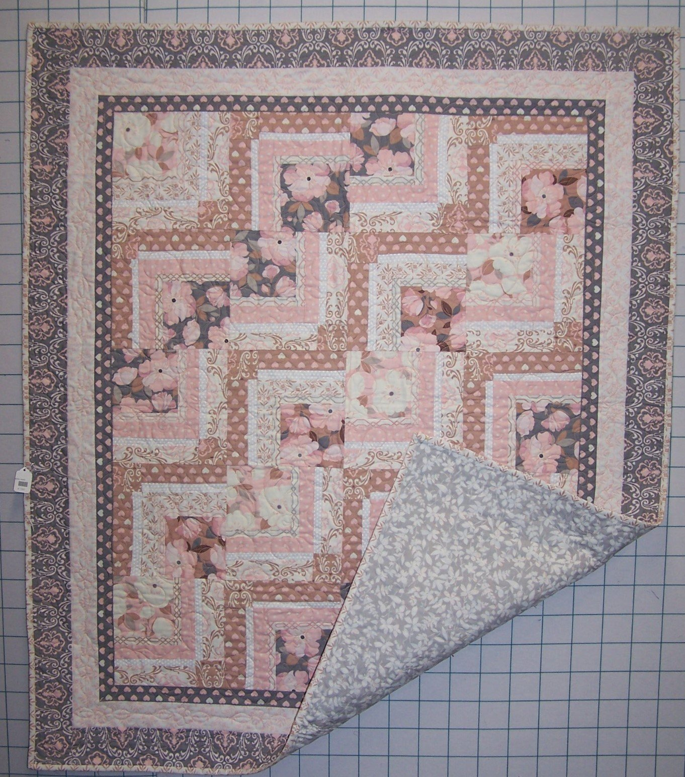 With Love and Hearts Quilt