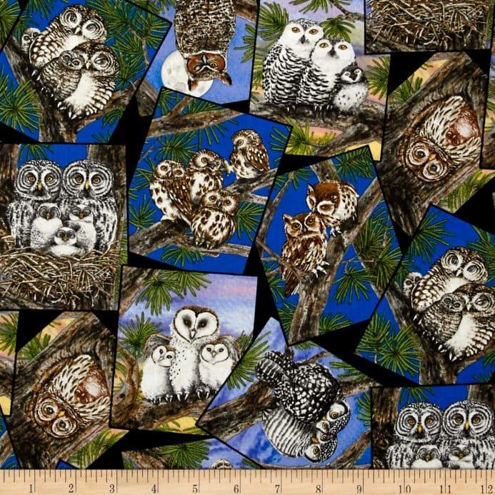 ES Owl Families