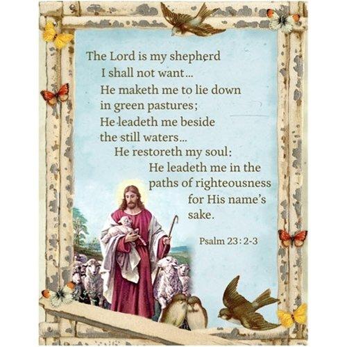DT Psalm 23 Panel 36 x 44
