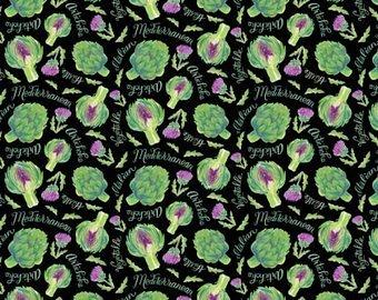 FS Artichoke Garden black