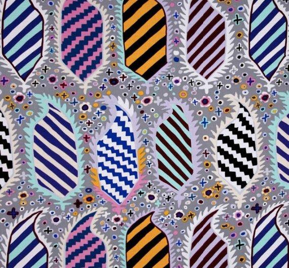 Coats Stripe Heraldic Contrast