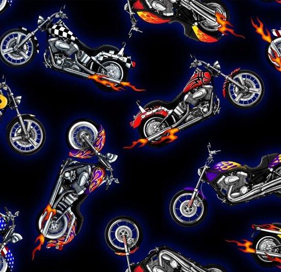 In Motion Bikes ES281 BLK