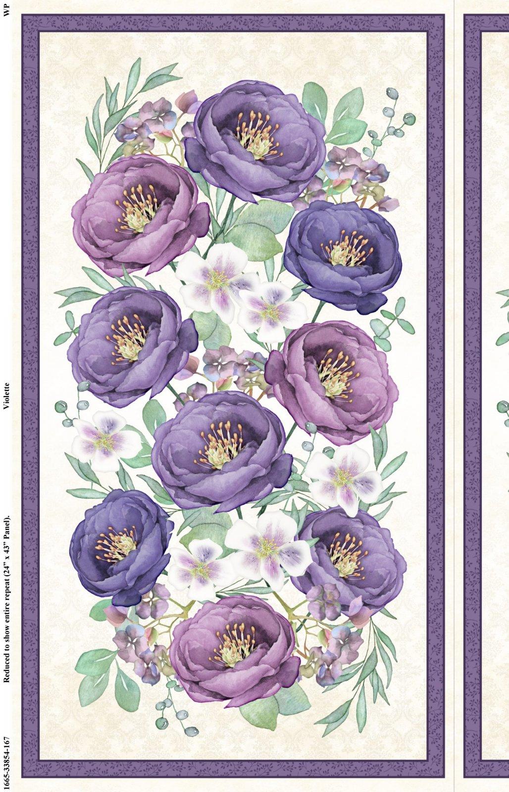 Violette 33854-167 Panel