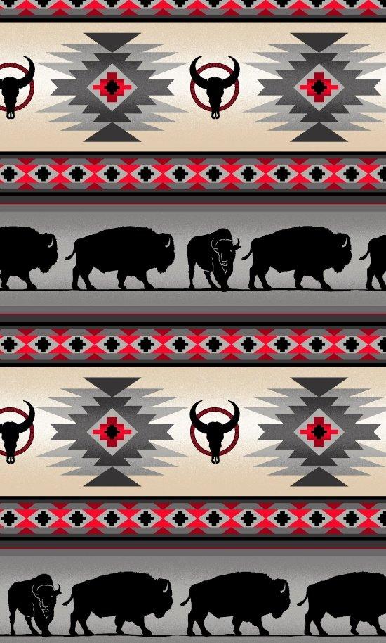 Tucson Buffalostripe ES485 Gray