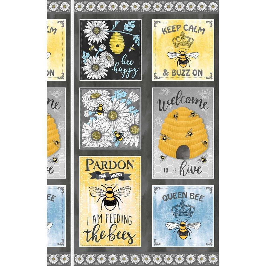 Queen Bee Panel 09153-11