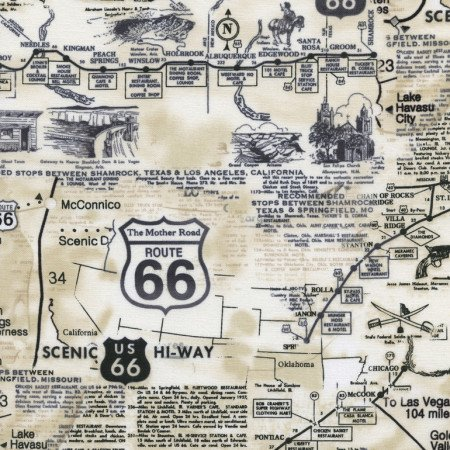 Route 66 C7529 Natural