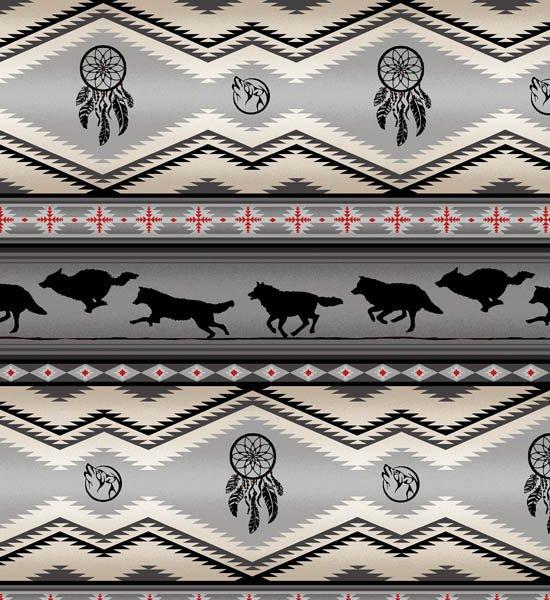 Tucson Wolfstripe ES556 GRY