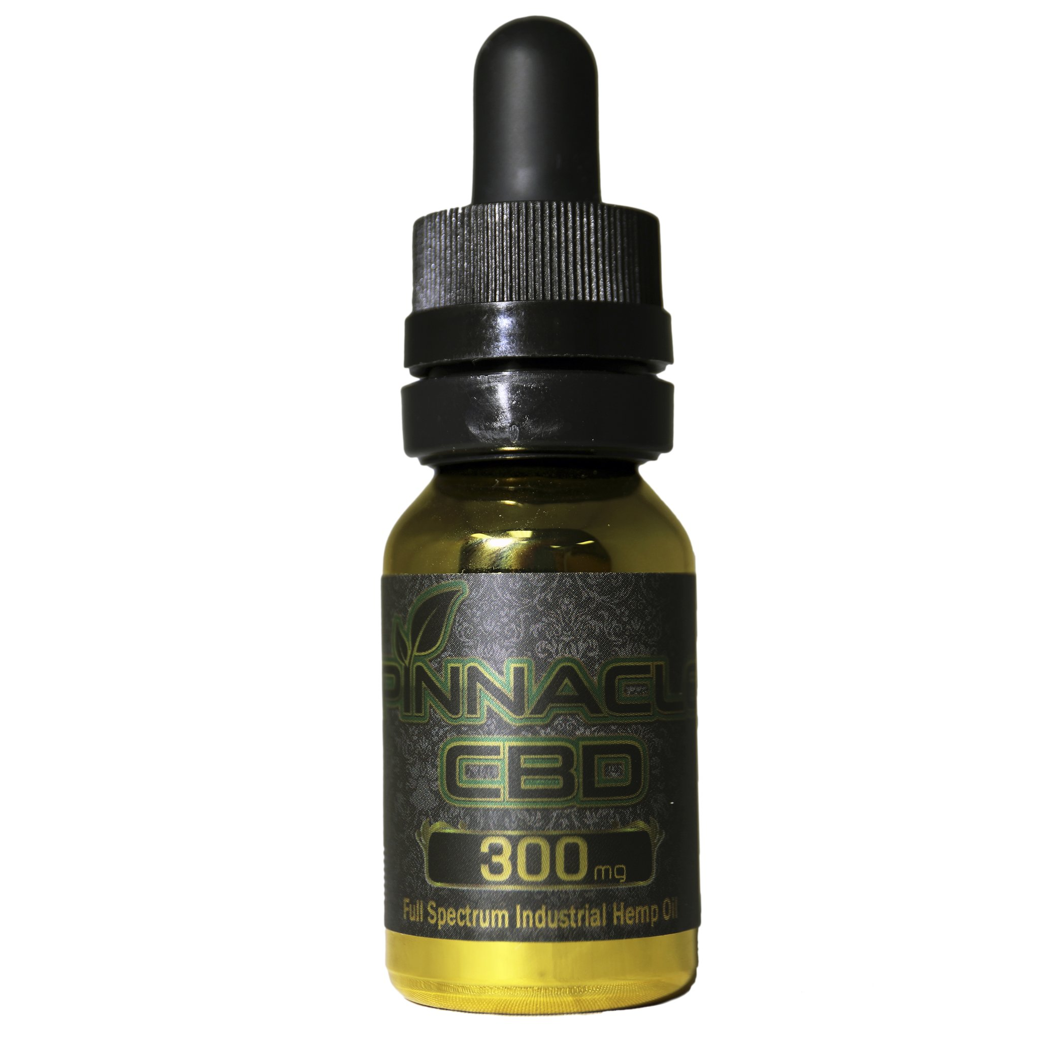 Pinnacle Vapor CBD Oil 300 mg Bottle