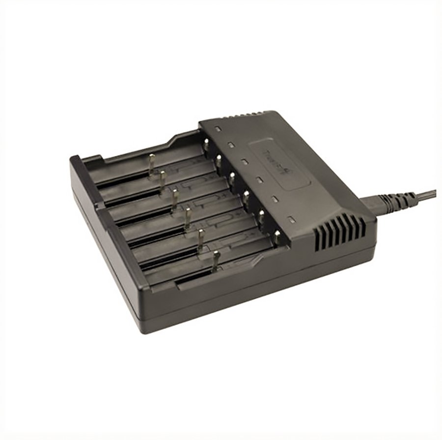 Trustfire Multifunctional 6-Bay Battery Charger