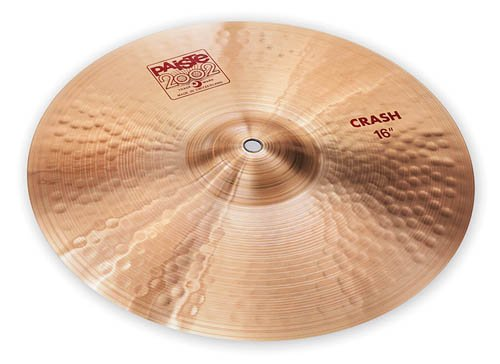 Paiste 16 2002 Crash Cymbal