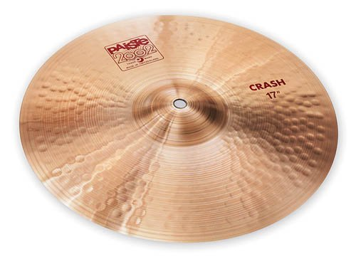 Paiste 17 2002 Crash Cymbal