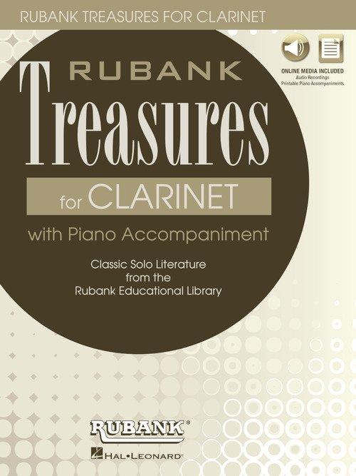 Rubank Treasures for Clarinet
