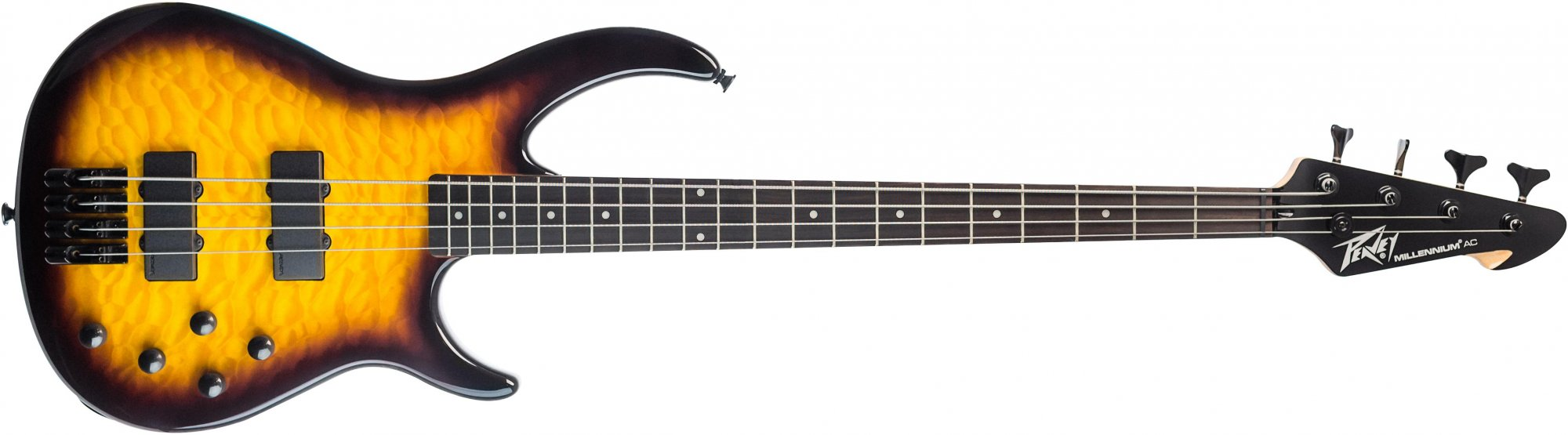 Peavey Millennium AC 4 Vintage Burst 4 String Bass Guitar