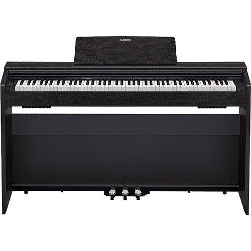Casio PX-870BK Privia 88-Key Digital Piano (Black)