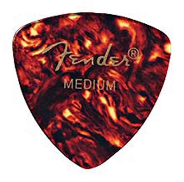 Fender 346 Shape, Shell, Medium (12 Pack)