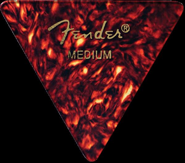 Fender 355 Shape, Shell, Medium (12 Pack)