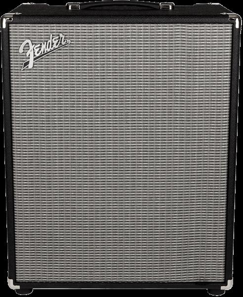 Fender Rumble 200 (V3), 120V, Black/Silver