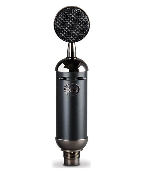 Blue Blackout Spark SL XLR Condenser Mic for Pro Recording and Streaming