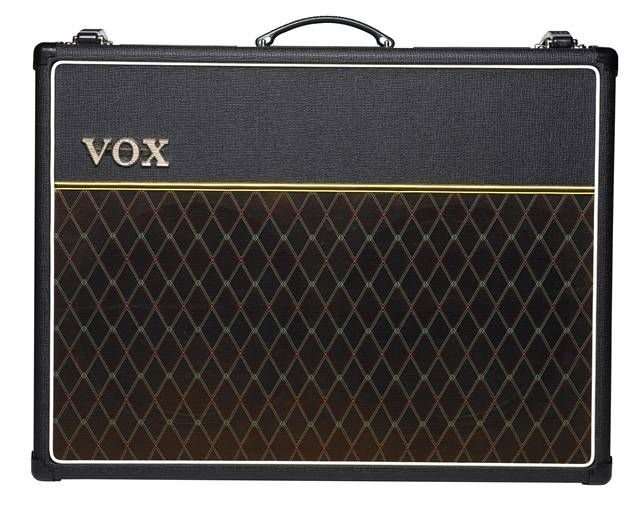 Vox AC15 Custom Twin Guitar Amp