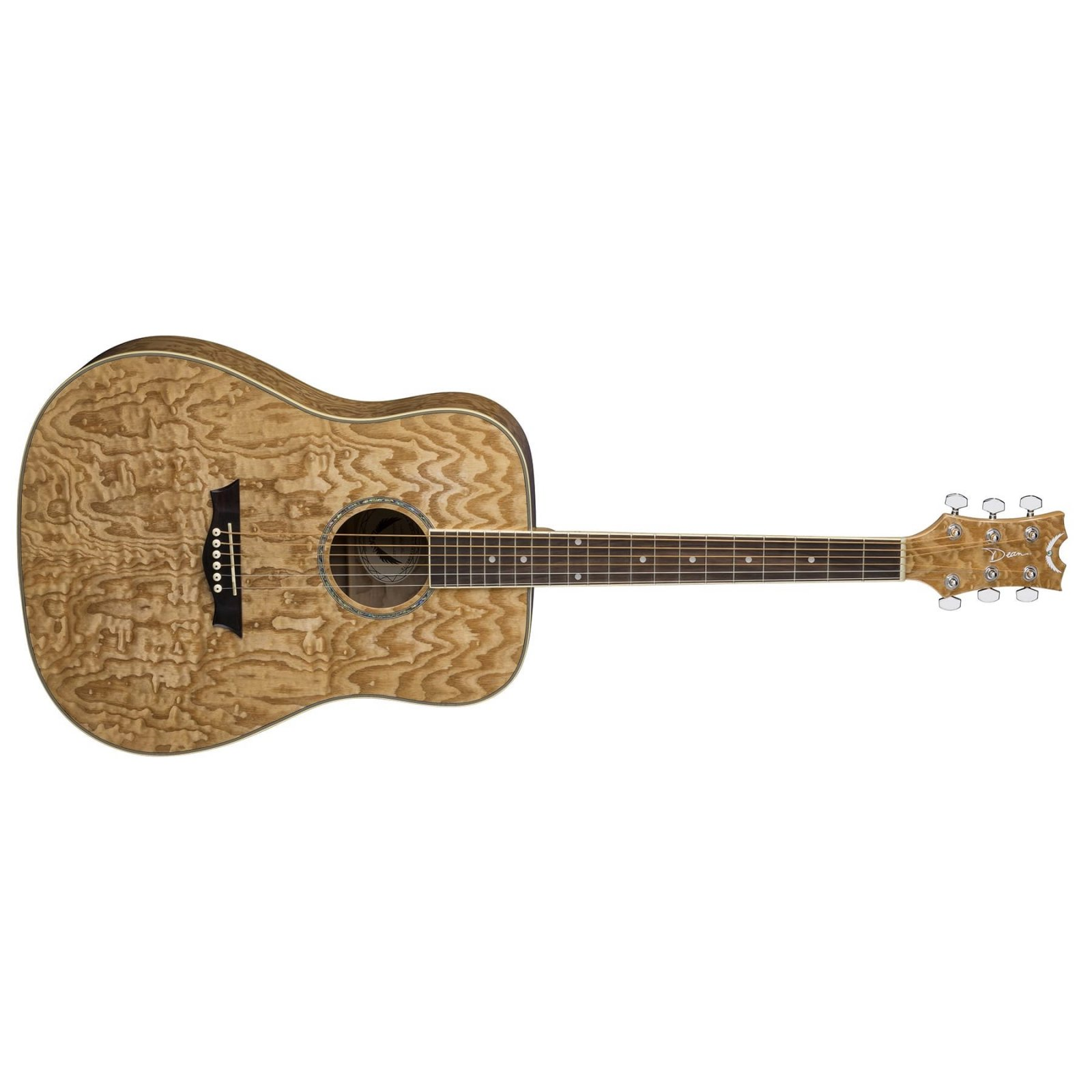 DEAN AXS DREAD QUILT ASH - GLOSS NATURAL