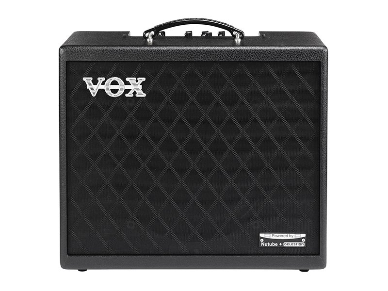 Vox Cambridge 50 w/NuTube in PreAmp