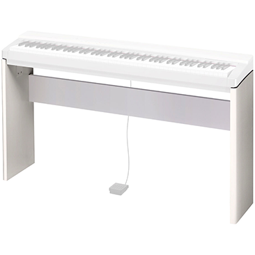 Casio CS-67PWE Privia Keyboard Stand, White