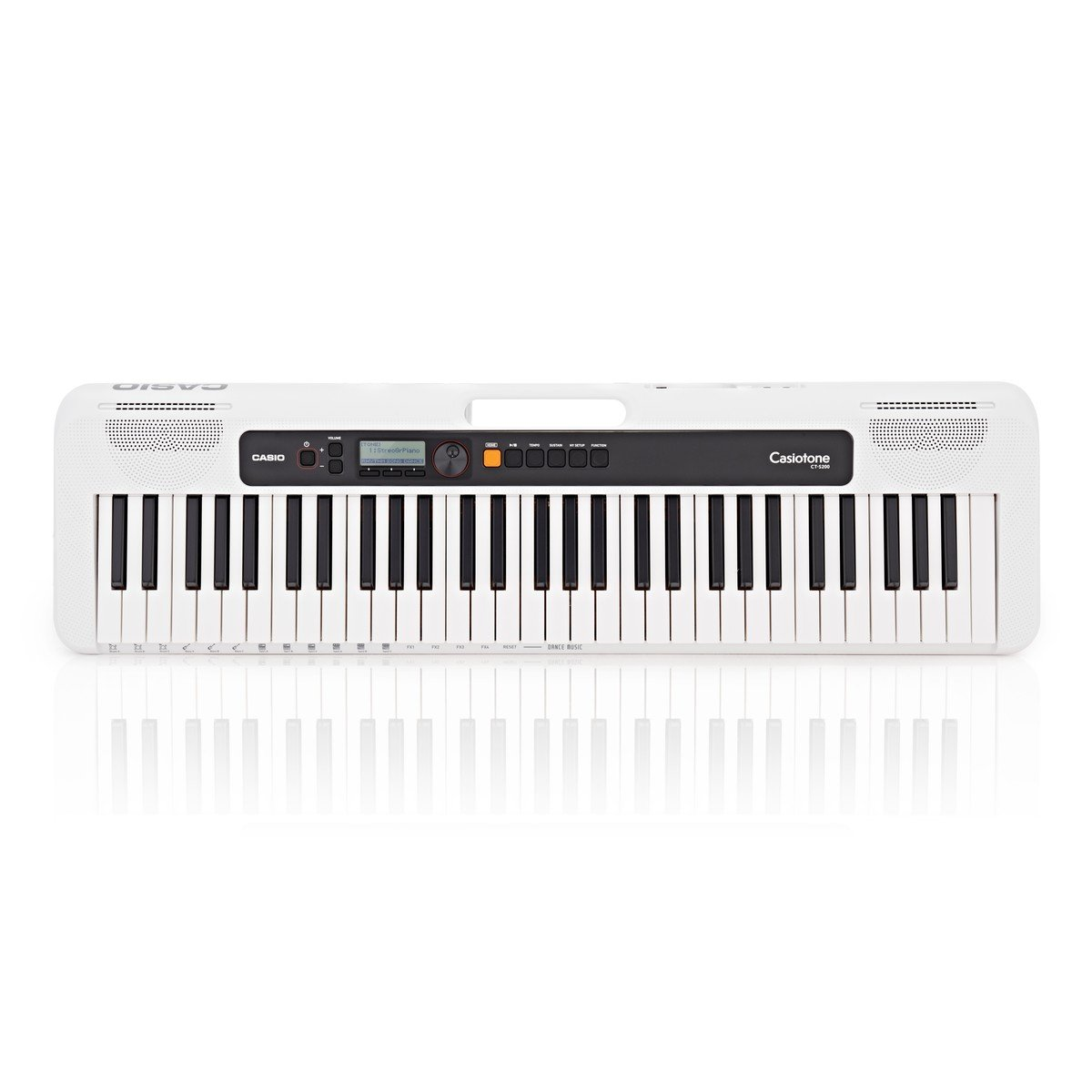 Casio CT S200 Portable Keyboard, White