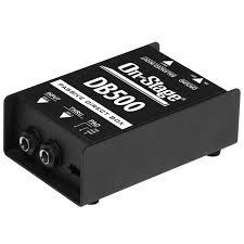 OnStage Passive DI Box