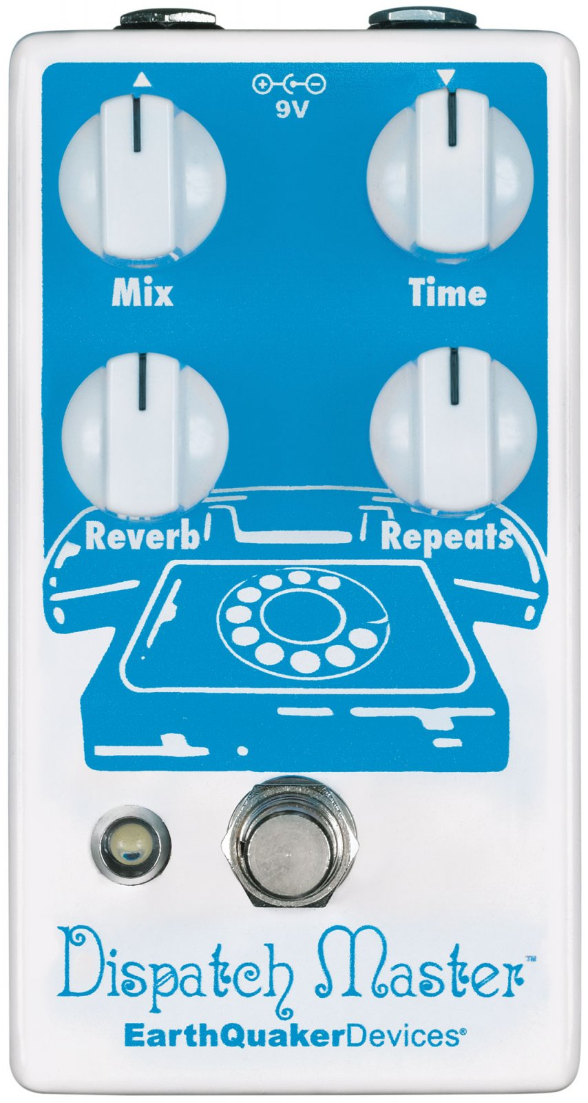 EarthQuaker Dispatch Master Digital Delay & Reverb