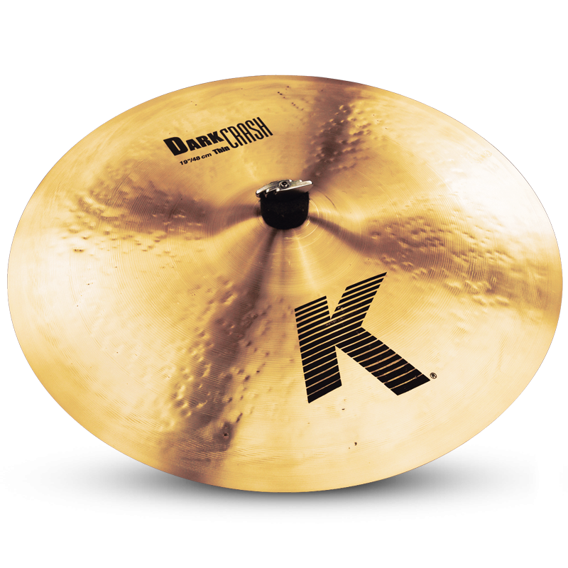 Zildjian 19 K DARK CRASH THIN