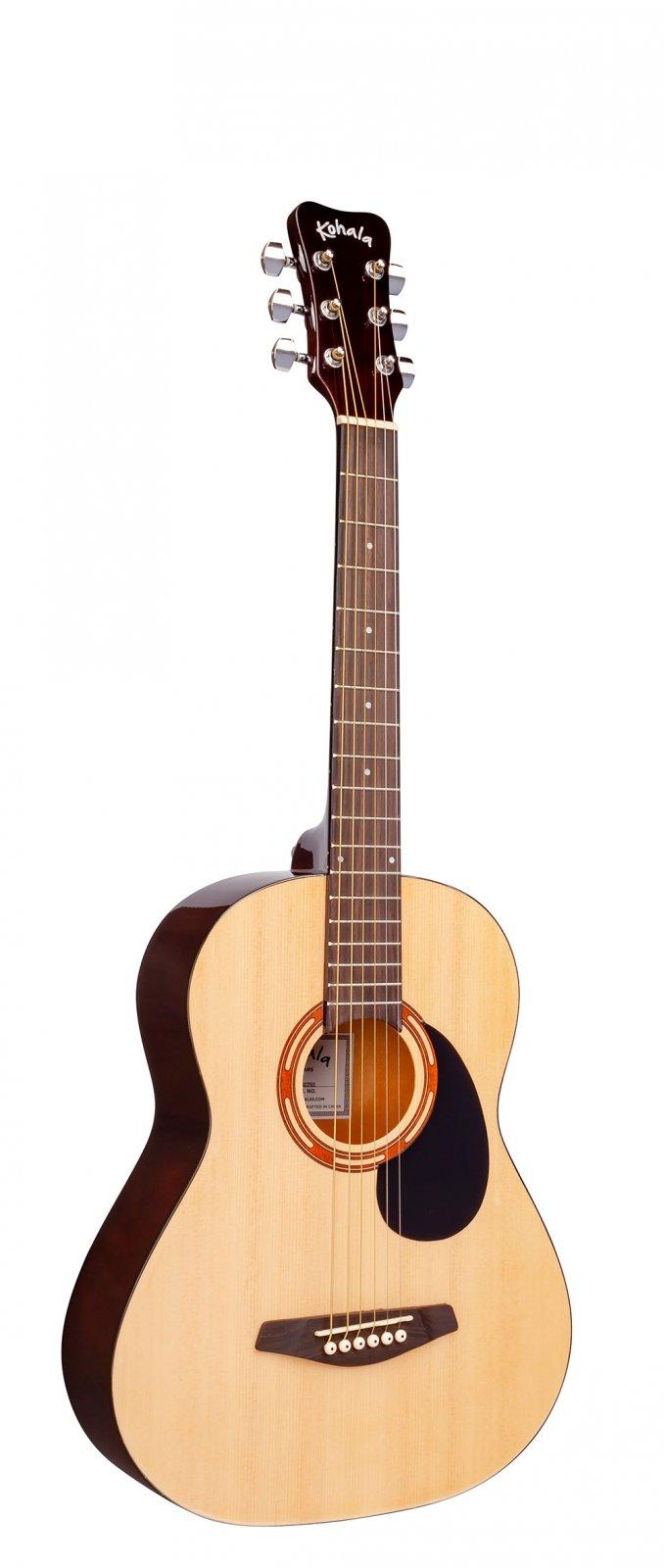 Kohala 3/4 Size Steel String Acoustic Guitar w/ bag