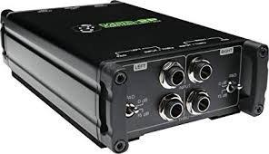 Mackie Passive Stereo Direct Box