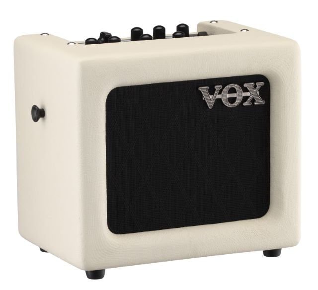 Vox Mini3 G2 Guitar Amp - White