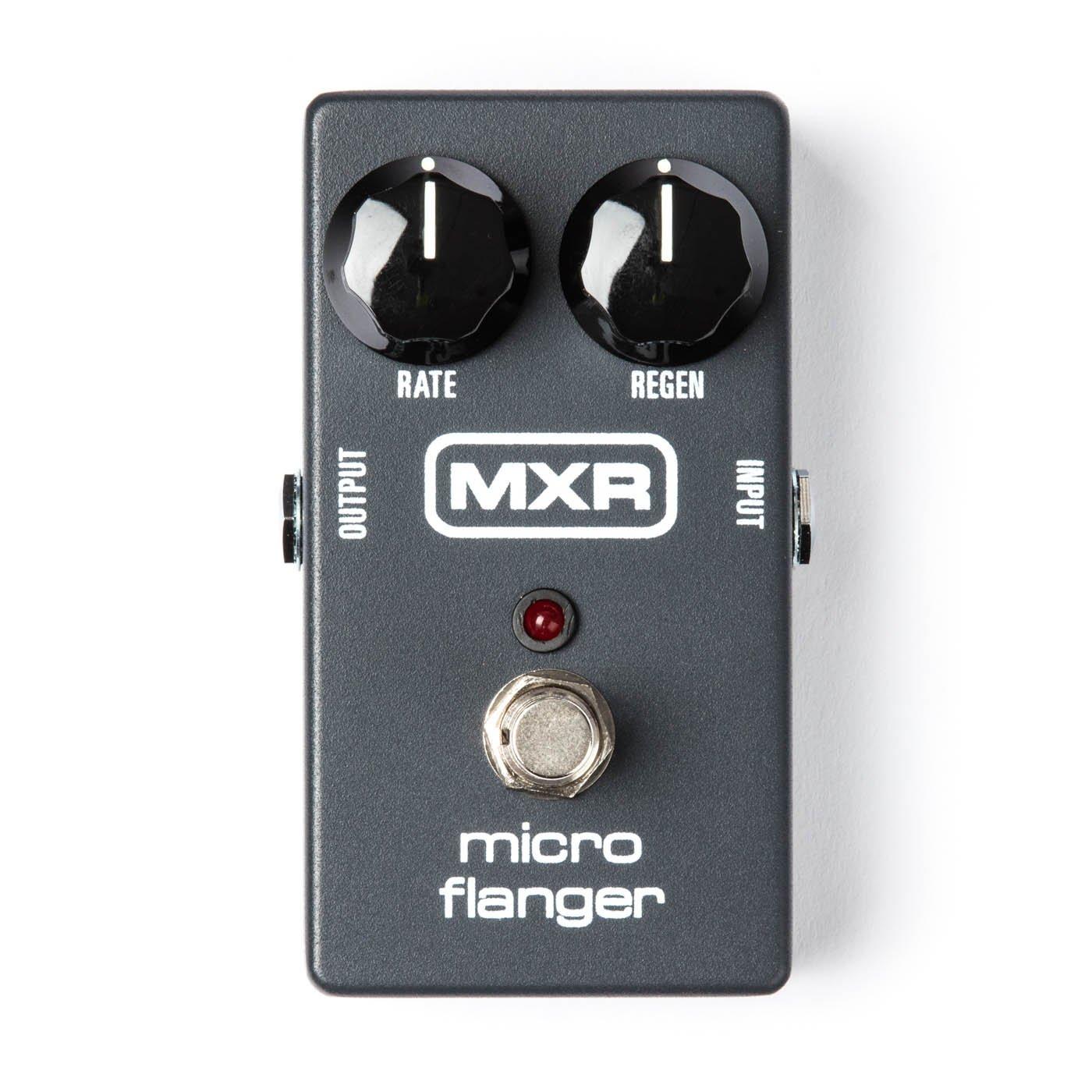 MXR Micro Flanger; M152