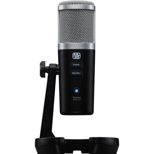 PreSonus Revelator USB Mic with Studio Live Vocal Processing