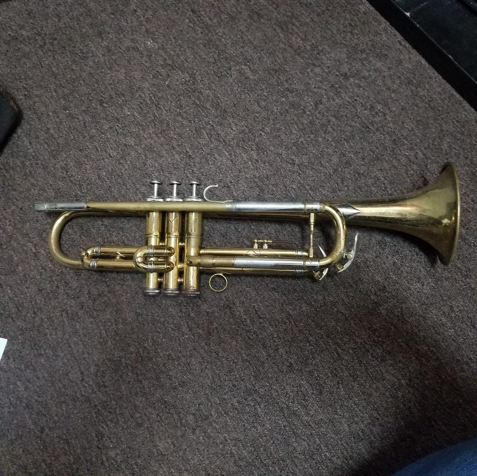 Rudy Muck Trumpet
