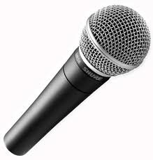 Shure SM58 Legendary Vocal Microphone, No Switch